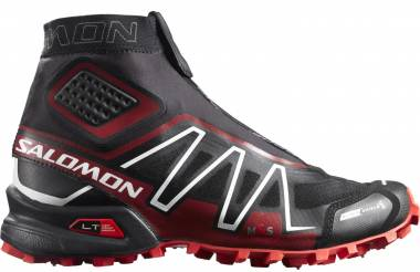 Salomon Snowcross CS - Negro Black Radiant Red White