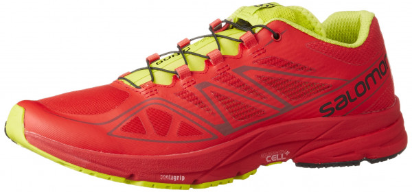 Salomon Sonic Pro men red