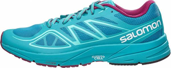 Salomon Sonic Aero woman fog blue-teal blue-mystic purple