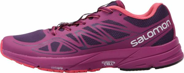 Salomon Sonic Aero woman cosmic purple/azalee pink/madder pink