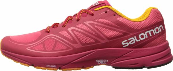 Salomon Sonic Aero woman madder pink/lotus pink/yellow gold
