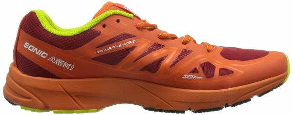 Salomon Sonic Aero men green