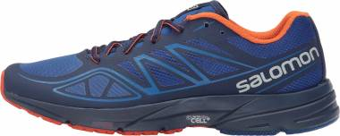 Salomon Sonic Aero - Surf the Web/Blue Depths/Flame