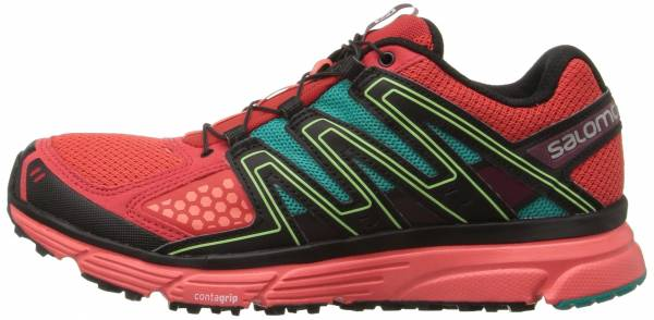 Salomon X Mission  Trail Running Shoes Women S Coral Punch