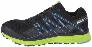 Salomon X-Mission 3 Black/Granny Green/Bright Blue Men