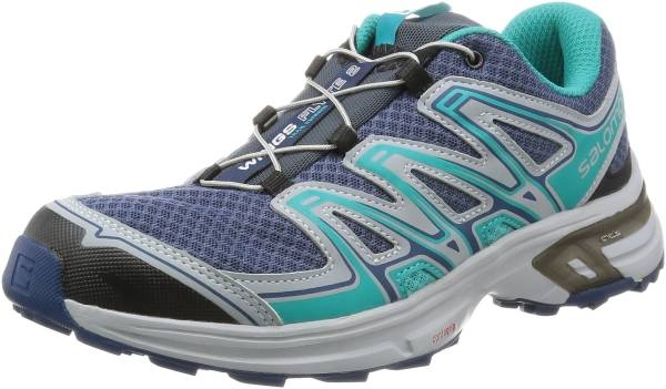 Salomon Herren Speedcross 4 Traillaufschuhe, Blau (Bluestone), 43 13 EU