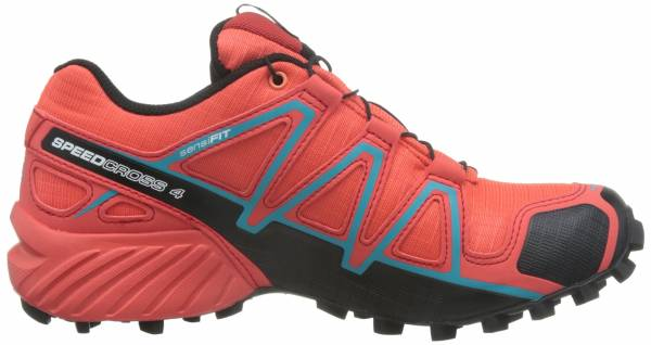 Salomon Speedcross 4 GTX woman red