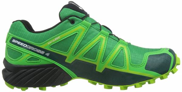 Salomon Speedcross 4 GTX men green