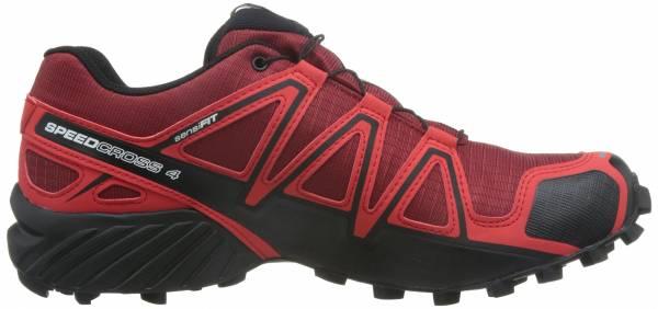 Salomon Speedcross 4 GTX men red
