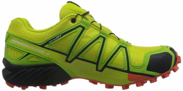 Salomon Speedcross 4 GTX men geel