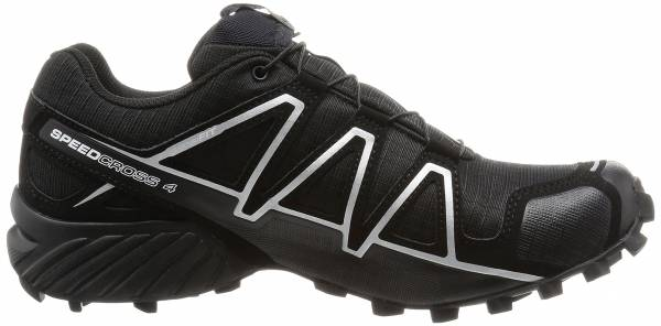 reputable site 23124 e6f2f Salomon Speedcross 4 GTX Black