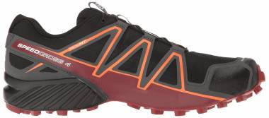Salomon Speedcross 4 CS Black Men