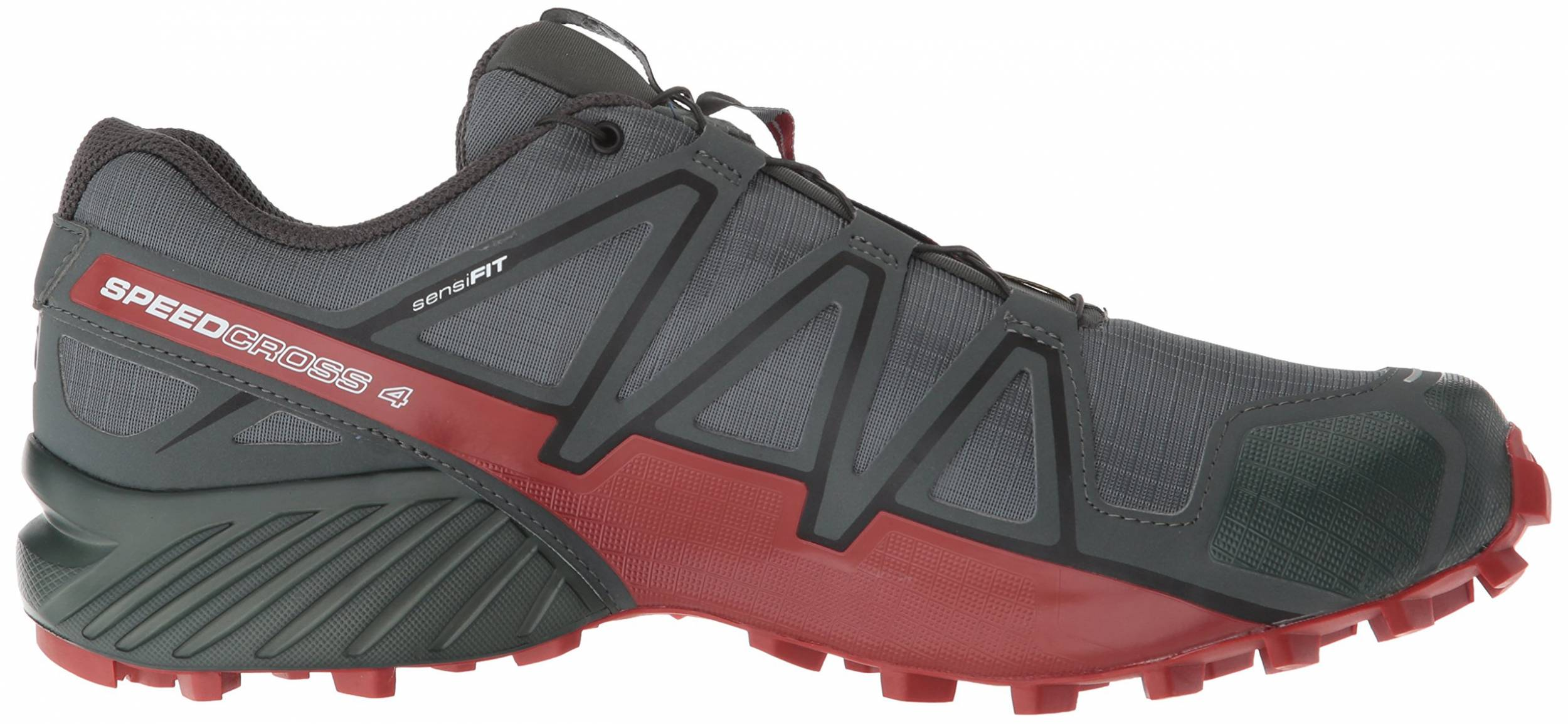 salomon speedcross 4 size 8 test