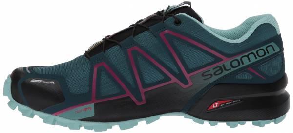 Women's Blue Speedcross 4 Cs W Trail Runner
