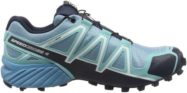 Salomon Speedcross 4 CS woman blue gum / bubble blue / deep blue