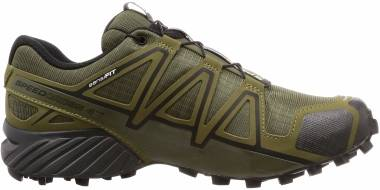 Salomon Speedcross 4 - grape leaf/burnt olive/black (L407380)