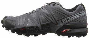 Salomon Speedcross 4 - Dark Cloud/Black/Pearl Grey