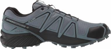 Salomon Speedcross 4 - Stormy Weather Black Stormy Weather