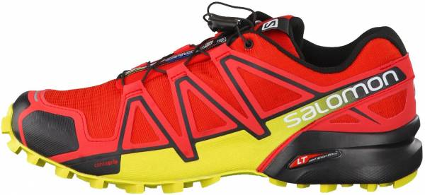watch 470f2 01934 Salomon Speedcross 4 Red