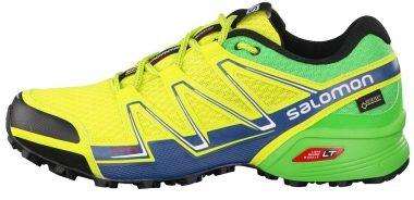 Salomon Speedcross Vario GTX - Lime Punch 392394