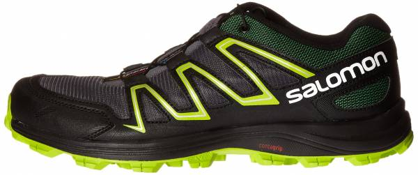 Salomon Speedtrak men black