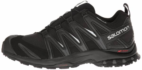 Salomon XA Pro 3D CS WP - Black/Black/Magnet