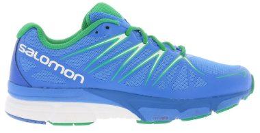 Salomon x scream foil neutral running shoes papayalotus