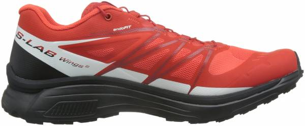 Salomon S-Lab Wings 8 - Red