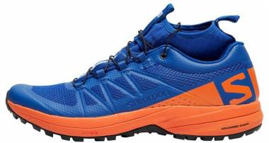 Salomon XA Enduro Surf The Web/Flame Men