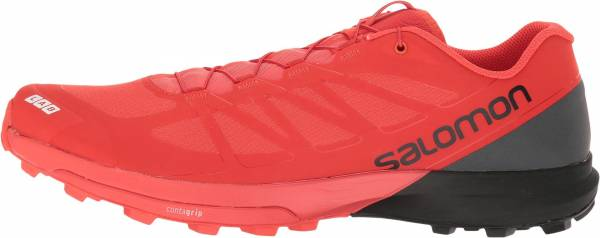 Salomon S-Lab Sense 6 SG - Racing Red/Black/White