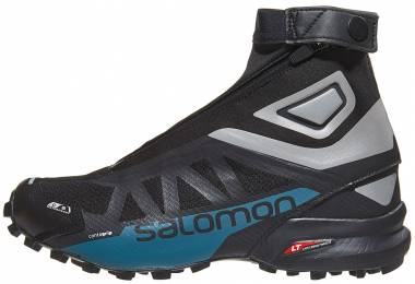 Salomon Snowcross 2 CSWP - Black/Reflective Silver/Mallard Blue