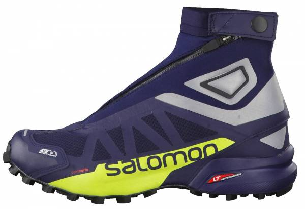 lower price with f2325 52c82 Salomon Snowcross 2 CSWP Blue