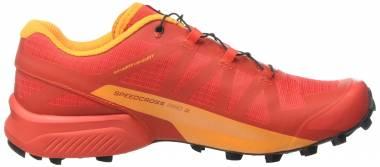 Salomon Speedcross Pro 2 - Multicolore Fiery Red Bright Mar Bk (L398428)