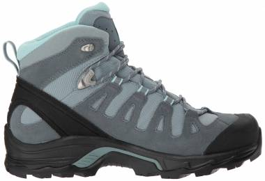 Salomon Quest Prime GTX - Lead/Stormy Weather/Eggshell Blue (L404636)