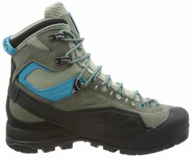Salomon X Alp MTN GTX - Gris Shadow Castor Gray Enamel Blue 000 (L398410)
