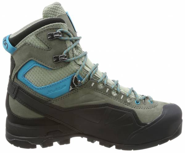 Salomon X Alp MTN GTX Gris (Shadow/Castor Gray/Enamel Blue 000)