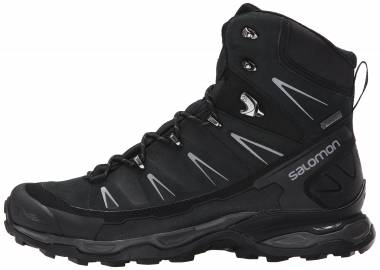 Salomon X Ultra Trek GTX Black (Black/Black/Autobahn) Men