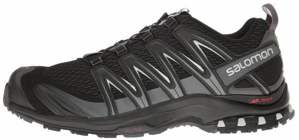 Salomon XA Pro 3D M+ Black/Magnet/Quiet Shade