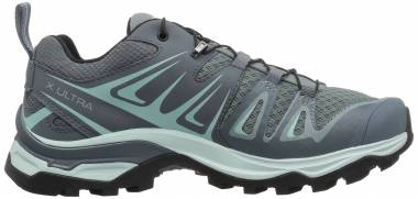 Salomon X Ultra 3 - Multicolore Lead Stormy Weather Canal Blue 000 (L401669)