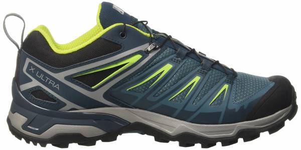 Salomon X Ultra 3 Blau (Mallard Blue/Reflecting Pond/Lime Green)