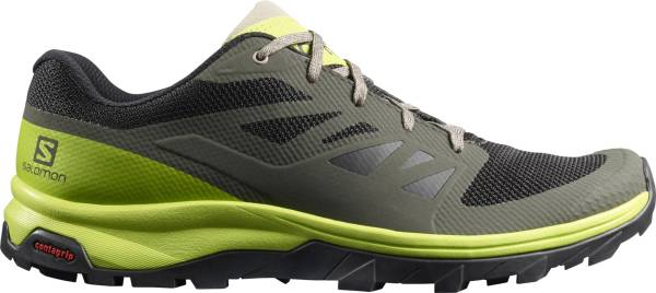 Salomon Odyssey Pro - Beluga/lime Green (L399729)