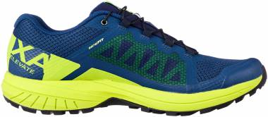Salomon XA Elevate - Poseidon/Lime Green/Black (L400064)