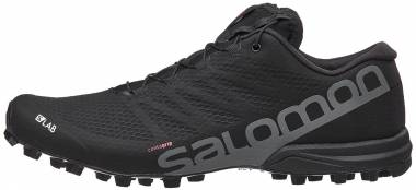 Salomon S-Lab Speed 2 Black / Racing Red / White Men