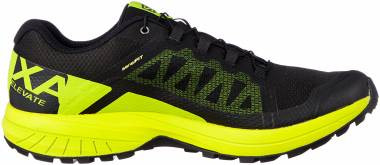 Salomon XA Elevate GTX - Black / Lime Green / Black