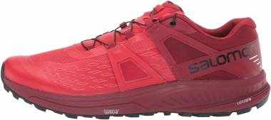 Salomon Ultra Pro - High Risk Red/Red Da