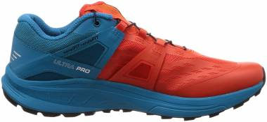 Salomon Ultra Pro Blue / Orange Men