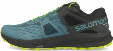 Salomon Ultra Pro - Bluestone / Ebony / Acid Lime
