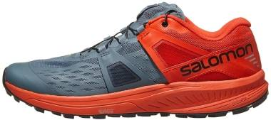 Salomon Ultra Pro - Stormy Weather/Cherr (L410407)