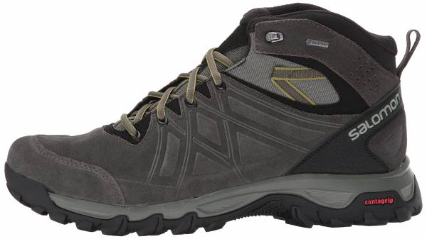 dfbe7a538d54 10 Reasons to NOT to Buy Salomon Evasion 2 Mid LTR GTX (Apr 2019 ...