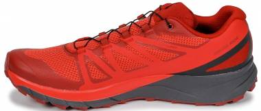 Salomon Sense Ride GTX Invisible Fit - Red (L404940)
